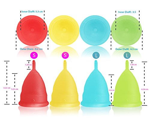 Best menstrual cup 2018 find the perfect cup for you - Where to buy diva cup ...